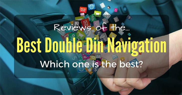 double din navigation