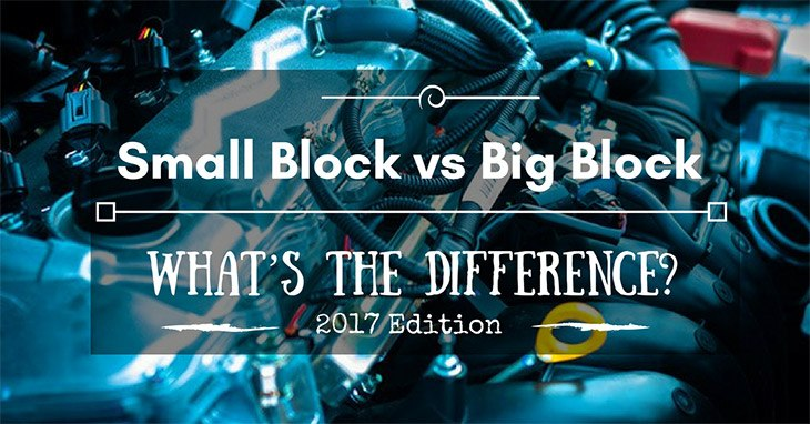 Small Block vs Big Block Engines: What's The Difference