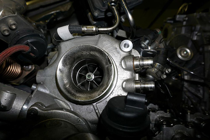 Turbocharger-for-high-performance-engine