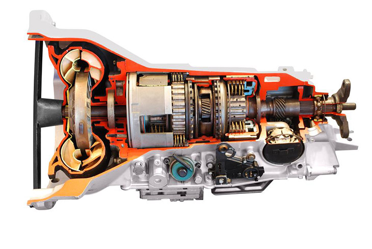 car-automatic-transmission-part-isolated