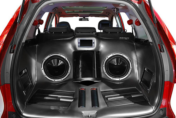 car-power-audio-system