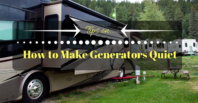 How-to-Make-Generators-Quiet