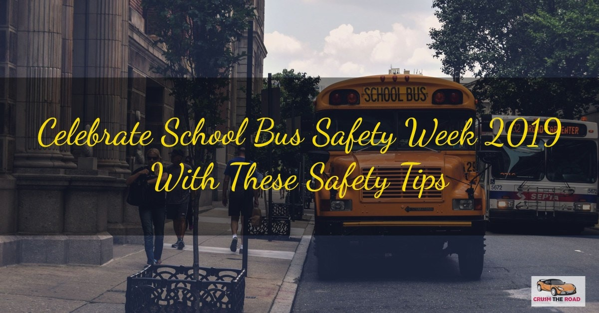 school bus safety week 2019